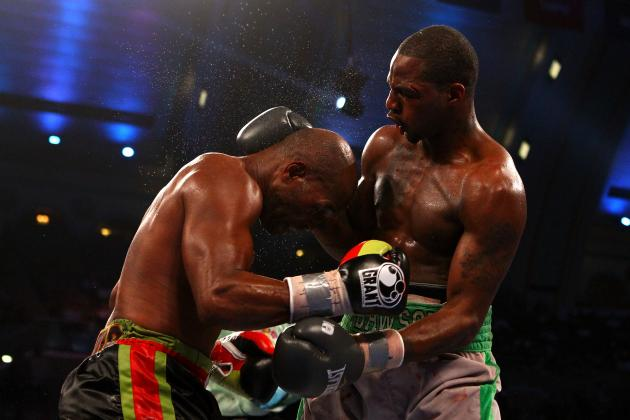 Hopkins-Dawson Rapid Reaction: Chad Dawson Wins Light Heavyweight Championship