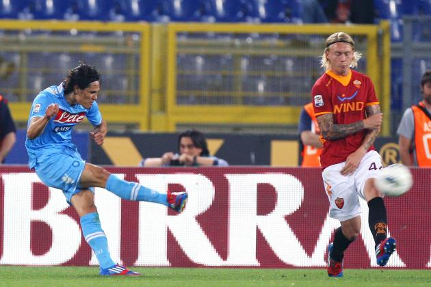 Roma vs. Napoli: Does Anybody Want Third Place in Serie A?