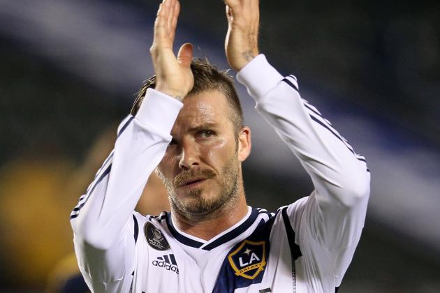 Los Angeles Galaxy vs. FC Dallas: Rating David Beckham's Performance