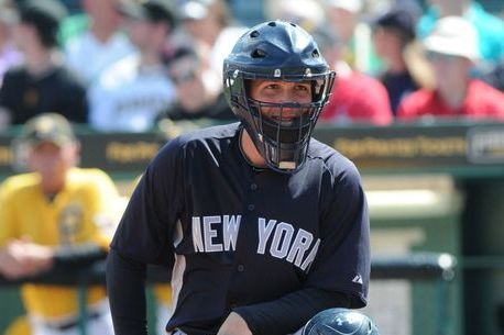 New York Yankees Catching Prospect J.R. Murphy Learning Control of the Game