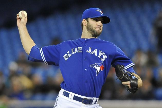 Brandon Morrow Hits the Brakes on Toronto Blue Jays' Losing Streak