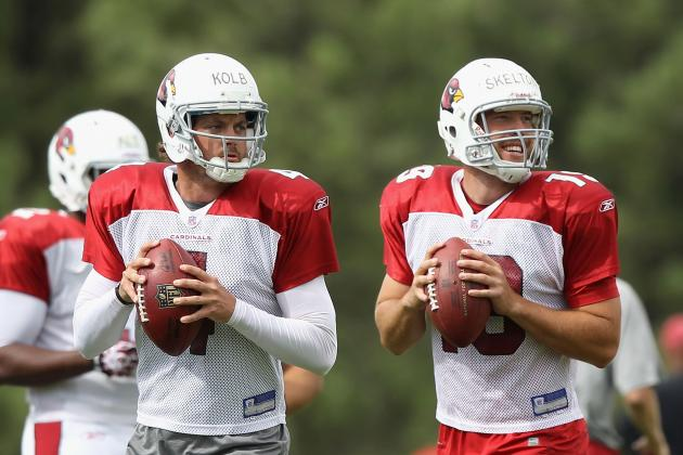 Arizona Cardinals: Should Kevin Kolb or John Skelton Start in Week 1?