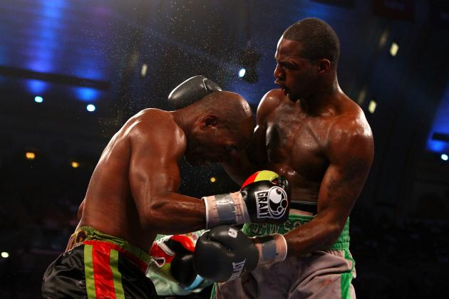 Hopkins vs. Dawson Results: Why Bernard Shouldn't Retire After Defeat