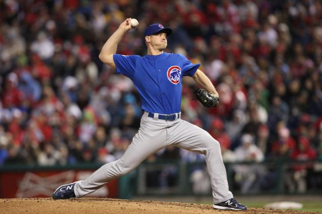 Randy Wells Is Wild as the Chicago Cubs Lose to the Phillies 5-2