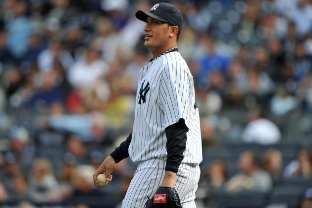 New York Yankees: Freddy Garcia to Bullpen, David Phelps to Join Rotation