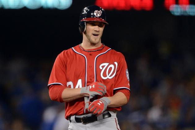 Bryce Harper: Why the Washington Nationals Should Be Excited for the Future