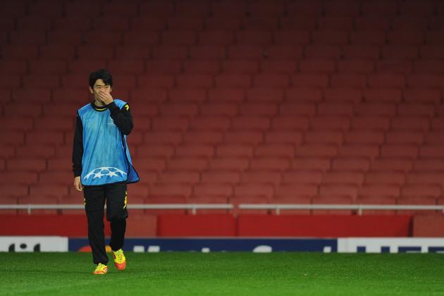 Shinji Kagawa: Borussia Dortmund Ace May Be Manchester United Star Next Season
