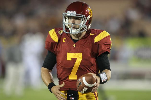 2013 NFL Mock Draft: Sure-Fire Stars Who Will Be Drafted Early Next Year