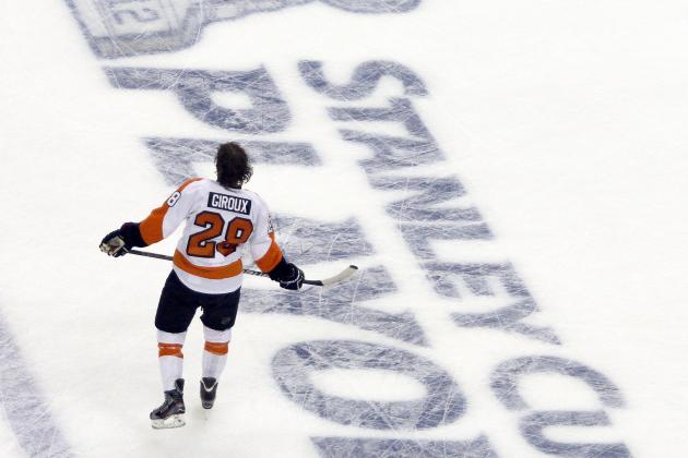 NHL Playoffs 2012: Claude Giroux on His Way to the Record Books?