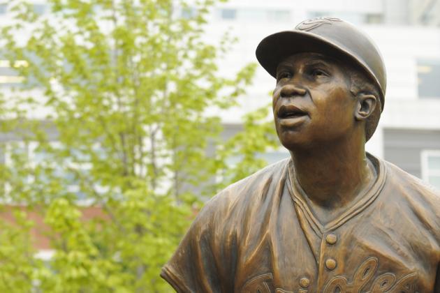 Baltimore Orioles Unveil Frank Robinson Statue as Part of Orioles Legend Series