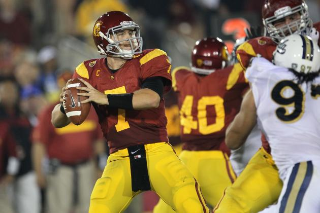 Matt Barkley: Flaws That Will Keep College Stud from Being Elite NFL QB