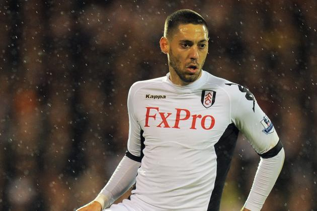 Clint Dempsey: Why Fulham Striker Would Be a Great Signing for Everton