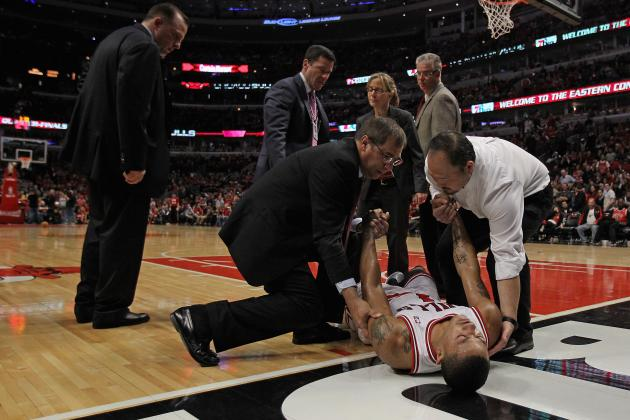 Chicago Bulls: Blaming Tom Thibodeau for Derrick Rose's Injury Is Wrong Move
