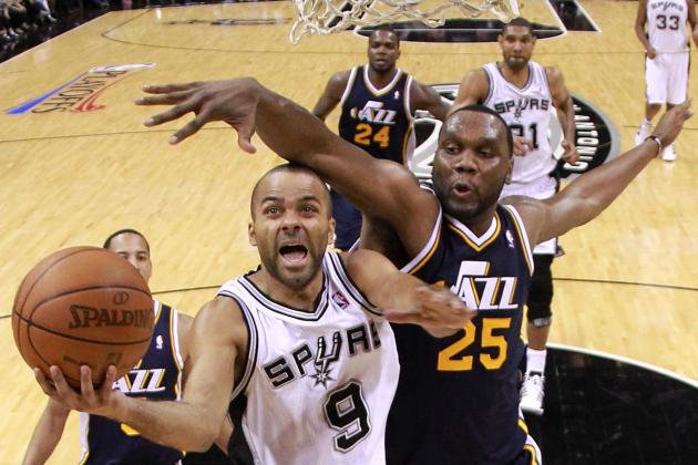 NBA Playoffs 2012: Why the Spurs Can and Must Finish the Jazz Quickly
