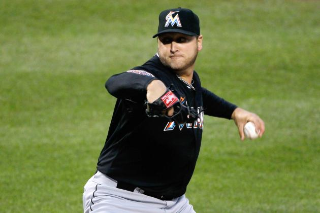 Mark Buehrle, Miami Marlins Pitcher, Reaches Important Career Milestone