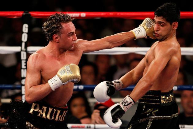 WBA Title: Paulie Malignaggi Wins Against Vyacheslav Senchenko