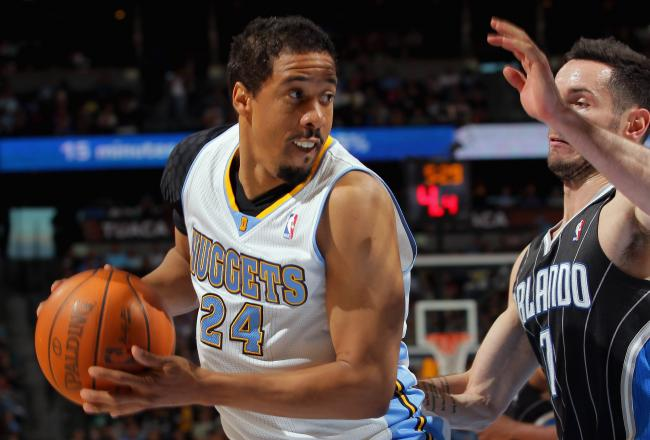 Andre Miller has made an impact on Denver's offense.