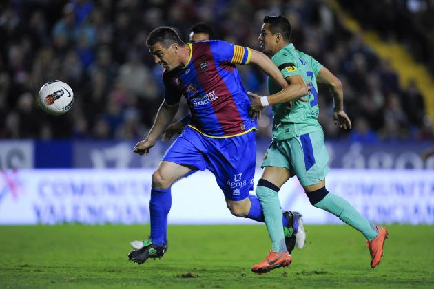 Levante Wins in Their Quest for a UEFA Champions League Berth