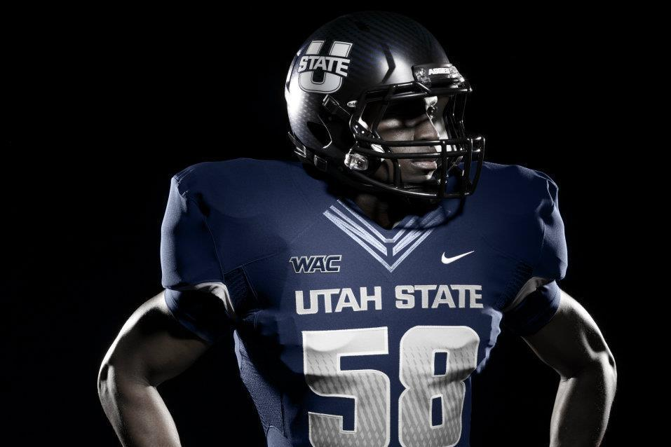 Uniforms: New Down Nike State Pro Breaking Aggies