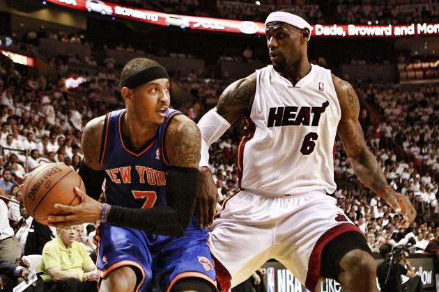 NBA Playoffs 2012: Why There Is Still Hope for the New York Knicks