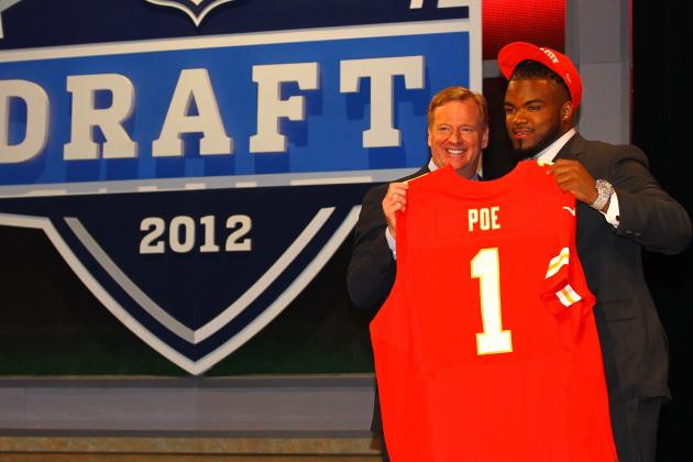 NFL Draft 2012: Kansas City Chiefs Twitter Reactions from Fans