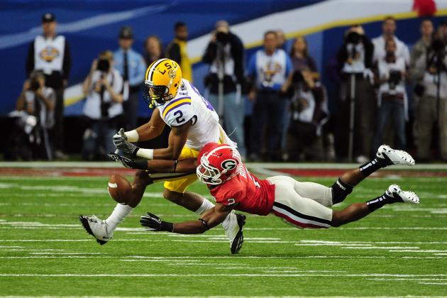 NFL Draft 2012 Results: Rueben Randle Will Be Next Plaxico Burress for Giants
