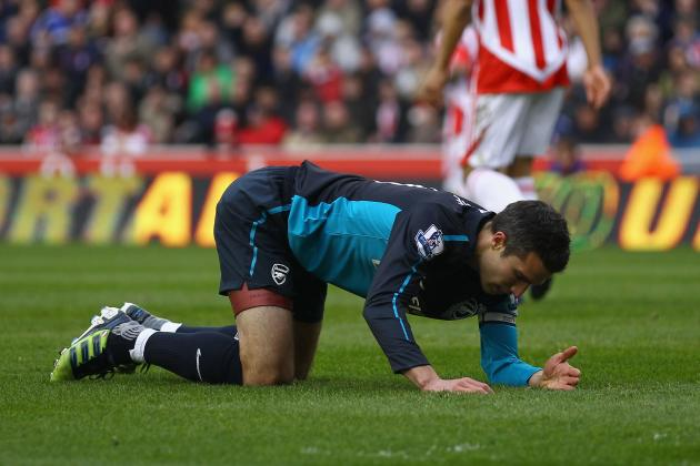 Stoke vs. Arsenal: 3 Key Lessons Learned from the Battle of Britannia