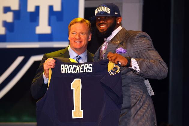 St. Louis Rams: Initial Thoughts on the 2012 NFL Draft