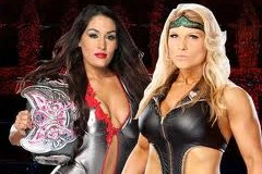 WWE Extreme Rules 2012: Beth Phoenix Shelved for Tonight's Match