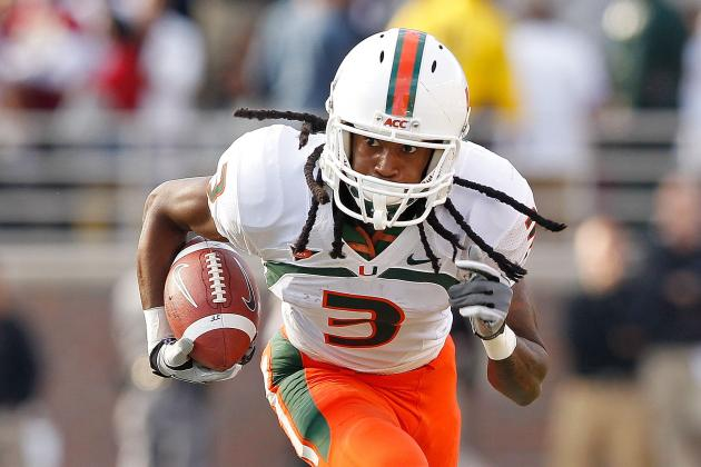 NFL Draft 2012: Travis Benjamin Was the Right Receiver for Cleveland Browns