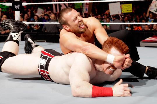 WWE Extreme Rules 2012: Did Sheamus and Daniel Bryan Finally Deliver?