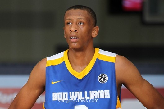 Troy Williams: 5-Star 2013 Recruit Deciding on Kentucky or North Carolina