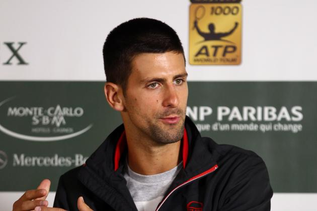 Novak Djokovic: Is the World No. 1 Beginning to Lose His Mental Edge?