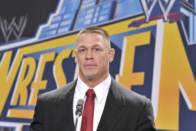 WWE Extreme Rules Results: John Cena Has a Legit Injury; Will Be out of Action
