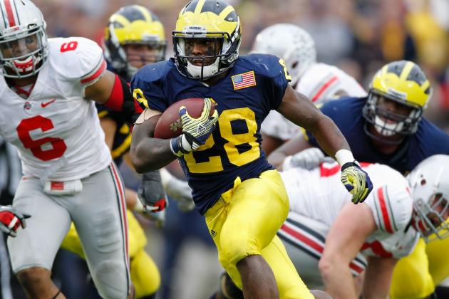 Michigan Wolverines Football: Complete Season Scoring Predictions with Support