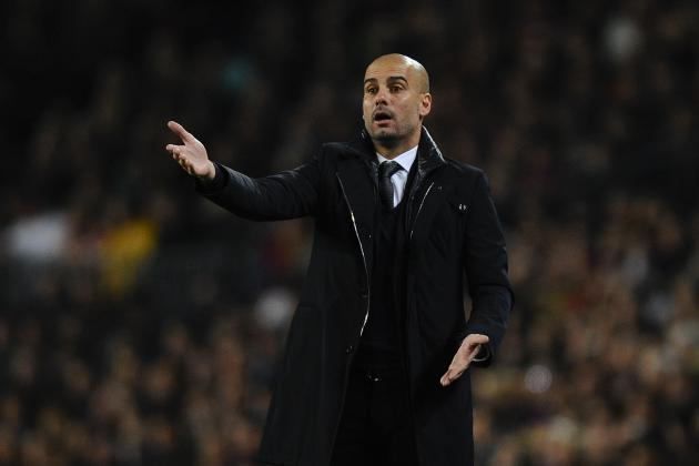 What If the New York Red Bulls Hired Pep Guardiola?