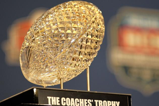 College Football 2012: What Should a 4-Team BCS Playoff Look Like?