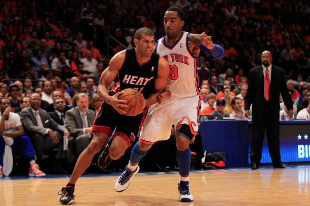 NBA Playoffs 2012: Who Can Help the New York Knicks Replace Iman Shumpert?