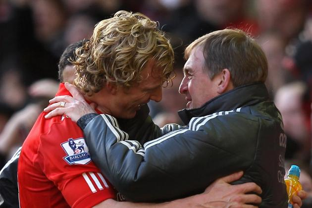 Liverpool: Has Kenny Dalglish Treated Dirk Kuyt Unfairly This Season?