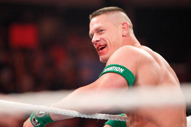 WWE Extreme Rules 2012 Results: A Few Theories on John Cena's Bizarre Promo