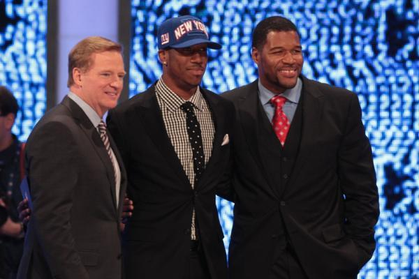 New York Giants' 2012 Draft: Rueben Randle May Be G-Men's Most Impactful Pick