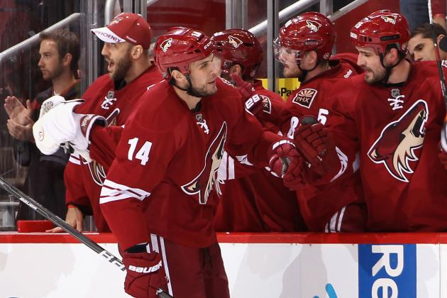 Stanley Cup Playoffs; Phoenix Coyotes Play 'Complete' Game; Take 2-0 Series Lead