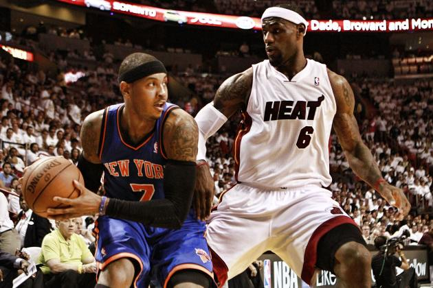 2012 NBA Playoffs: Knicks-Heat Game 2 Preview; Can the Knicks Rally Back?