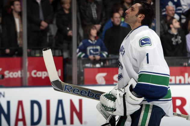 Roberto Luongo: Why He Could Land the Vancouver Canucks a Star Player in a Trade