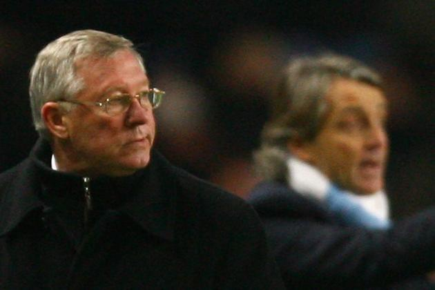 Manchester City vs. Manchester United: Just Another MAN-IC Monday