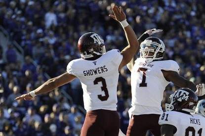 Texas A&M Football: Jameill Showers Appears to Have the Lead for Starting QB Job