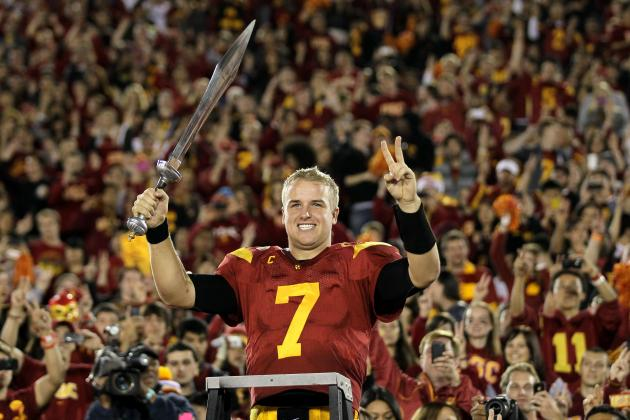 2013 NFL Mock Draft: Matt Barkley and Safest Round 1 Picks
