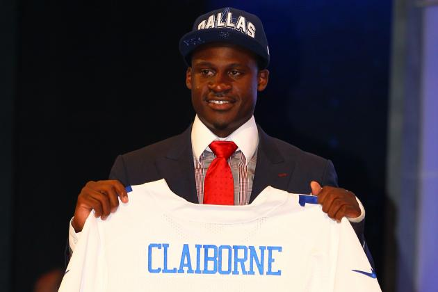 2012 NFL Draft: Setting Expectations for Dallas Cowboys' Morris Claiborne