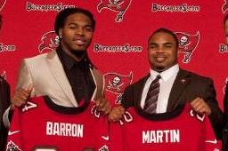 Tampa Bay Buccaneers 2012 Draft Brings That Wonderful Smell of Fresh Air