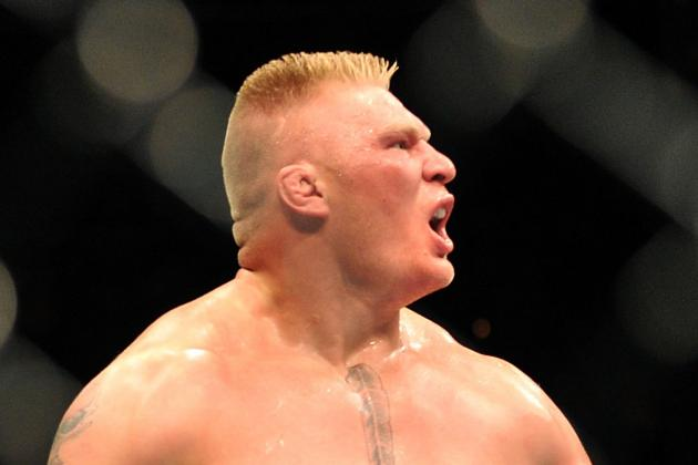 Brock Lesnar vs. John Cena: WWE Executed Extreme Rules Finish to Perfection